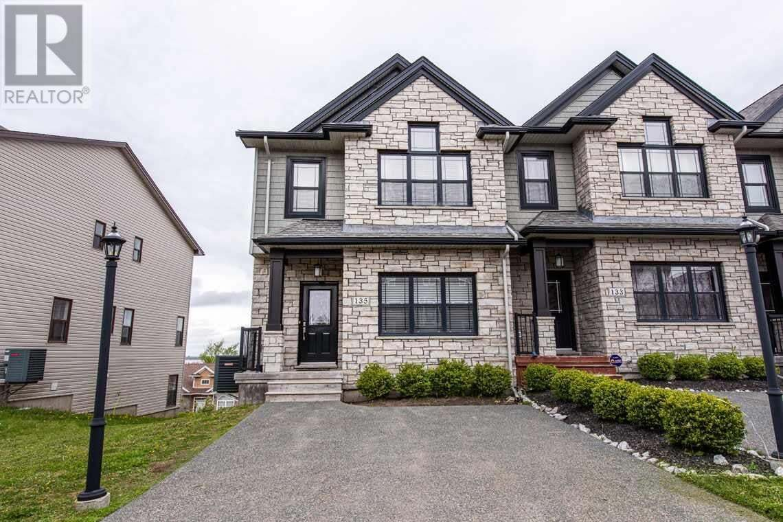 Townhouse for sale at 135 Maple Grove Ave Timberlea Nova Scotia - MLS: 202010114