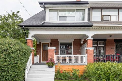 Townhouse for sale at 135 Marchmount Rd Toronto Ontario - MLS: C4572907