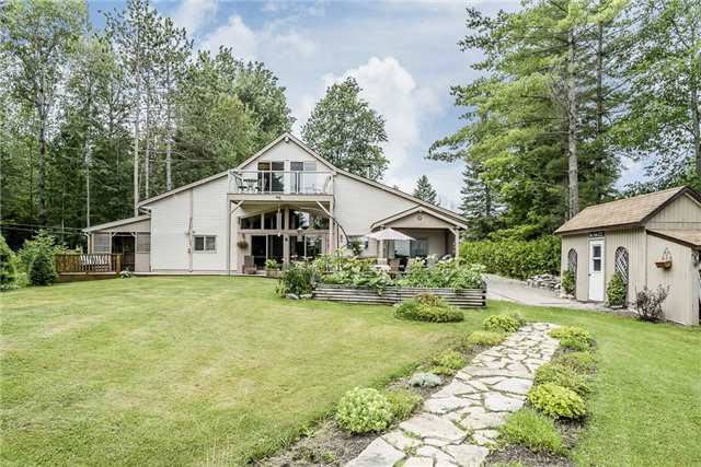 For Sale: 135 Maskinonge Road, Tay, ON | 3 Bed, 3 Bath House for $699,900. See 15 photos!