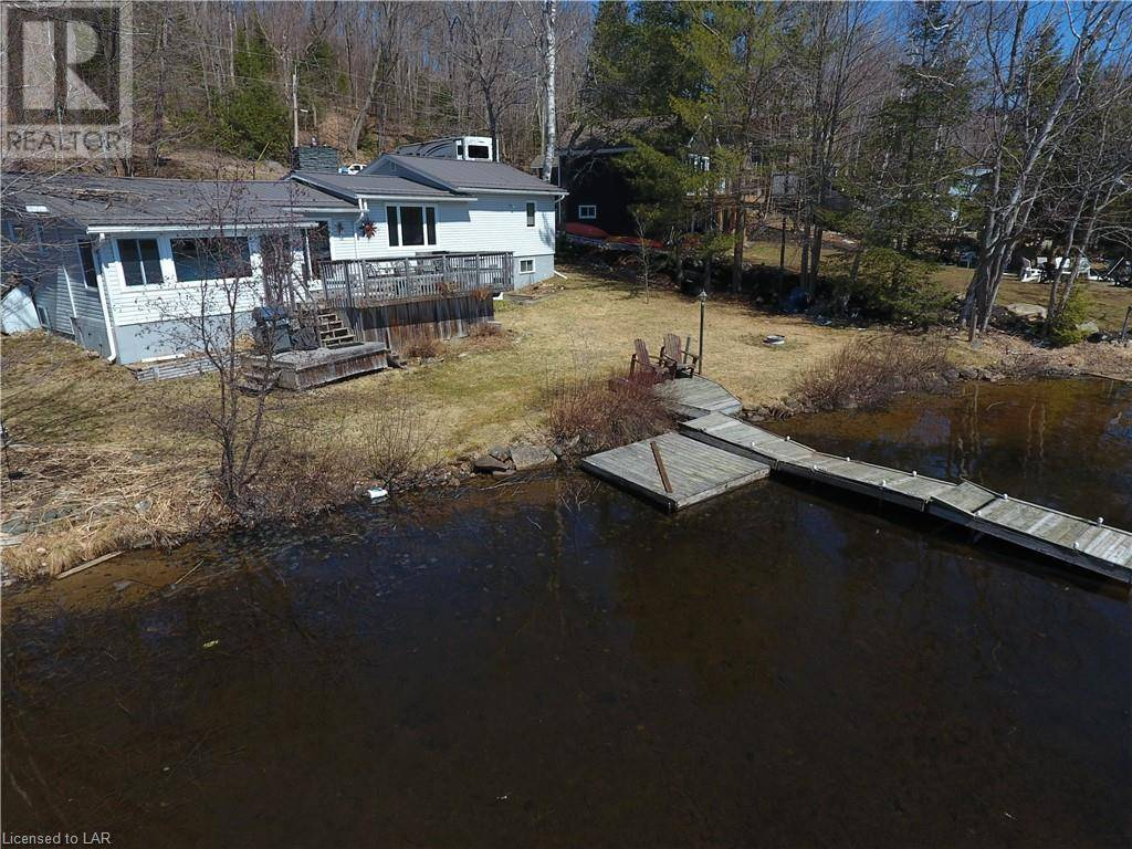 House for sale at 135 North Bay Lake Rd Emsdale Ontario - MLS: 256184