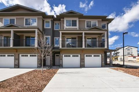 Townhouse for sale at 135 Sage Hill Gr Northwest Calgary Alberta - MLS: C4238208