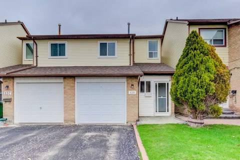 Townhouse for sale at 135 Shady Hollow Dr Toronto Ontario - MLS: E4427485