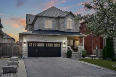 House for sale at 135 Shelbourne Dr Vaughan Ontario - MLS: N4958824