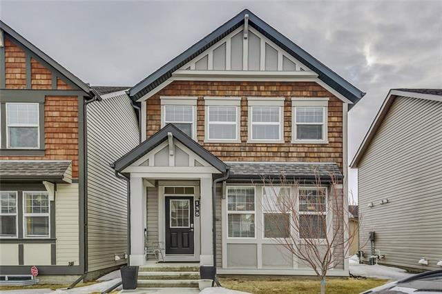 For Sale: 135 Skyview Point Crescent Northeast, Calgary, AB | 3 Bed, 3 Bath House for $415,000. See 25 photos!