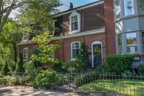 Townhouse for sale at 135 Summerhill Ave Toronto Ontario - MLS: C4857949