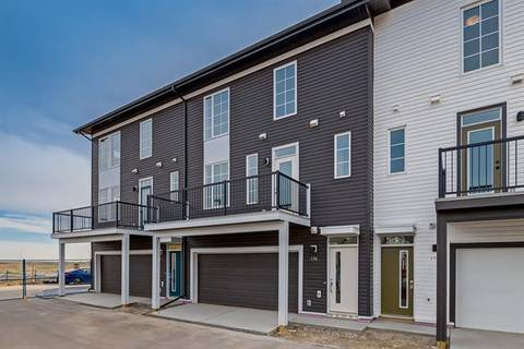 Townhouse for sale at 135 Walgrove Common Southeast Calgary Alberta - MLS: C4281406