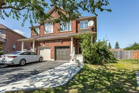 Townhouse for sale at 135 Zia Dodda Cres Brampton Ontario - MLS: W4556184