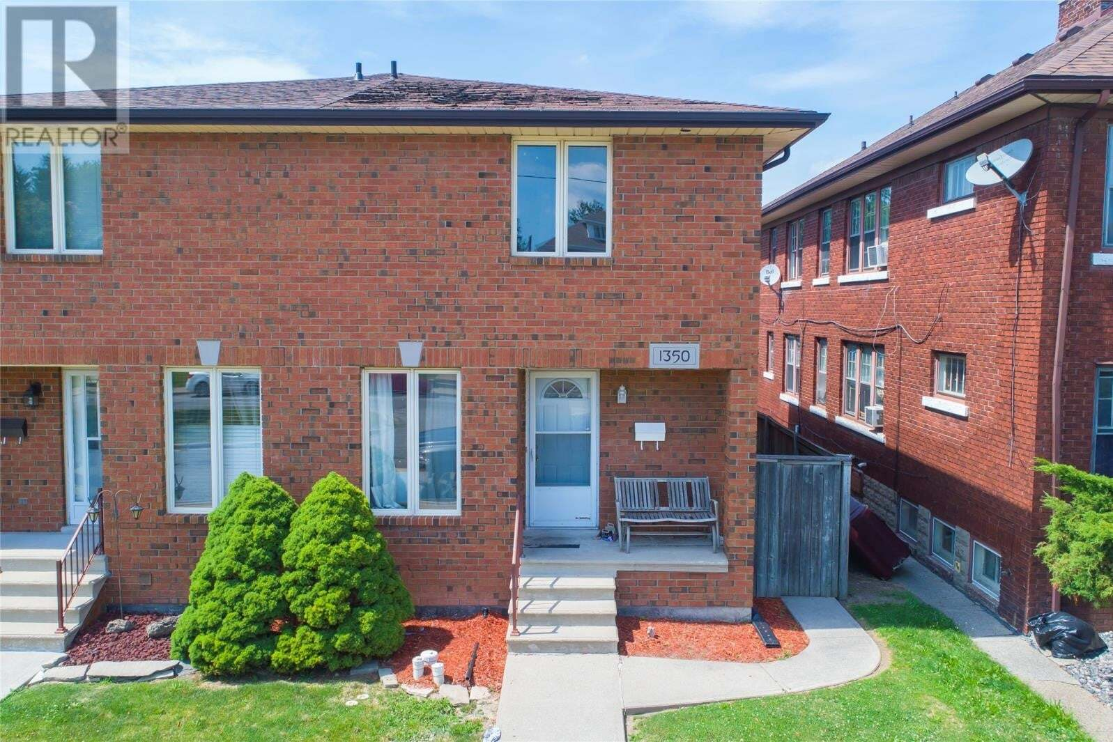 House for sale at 1350 Giles  Windsor Ontario - MLS: 20010329