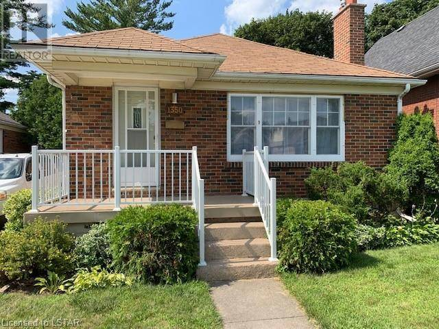 House for rent at 1350 Langmuir Ave London Ontario - MLS: 213431