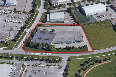 Residential property for sale at 1350 Phillip Murray Ave Oshawa Ontario - MLS: E4637386