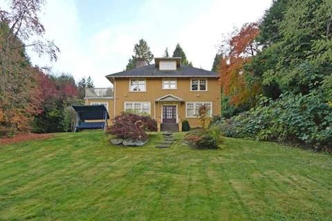 House for sale at 1350 15th Ave W Vancouver British Columbia - MLS: R2418042