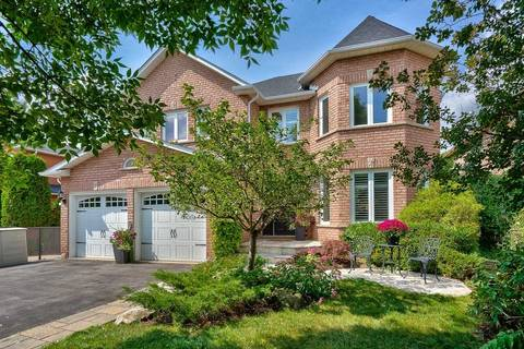 House for sale at 1351 Blackburn Dr Oakville Ontario - MLS: W4602878