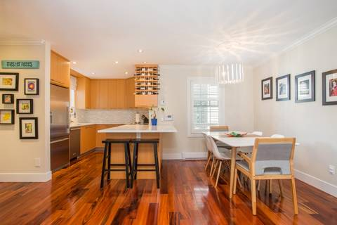 Townhouse for sale at 1351 7th Ave W Vancouver British Columbia - MLS: R2374454
