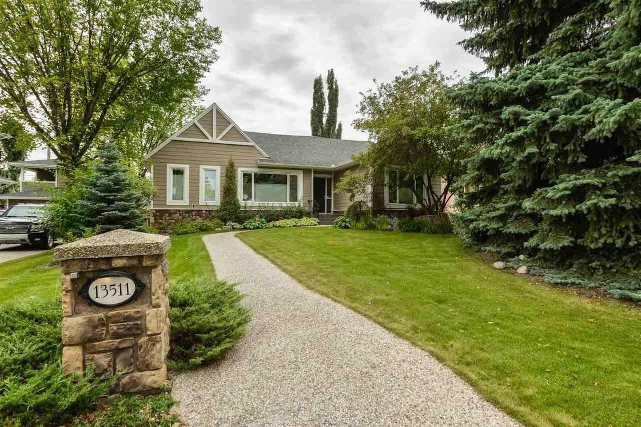 House for sale at 13511 101 Av NW Edmonton Alberta - MLS: E4212638