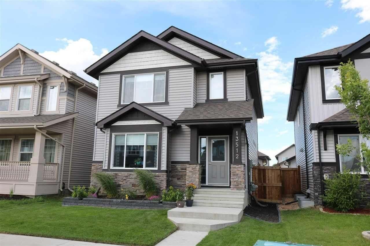 House for sale at 13512 164 Av NW Edmonton Alberta - MLS: E4205016