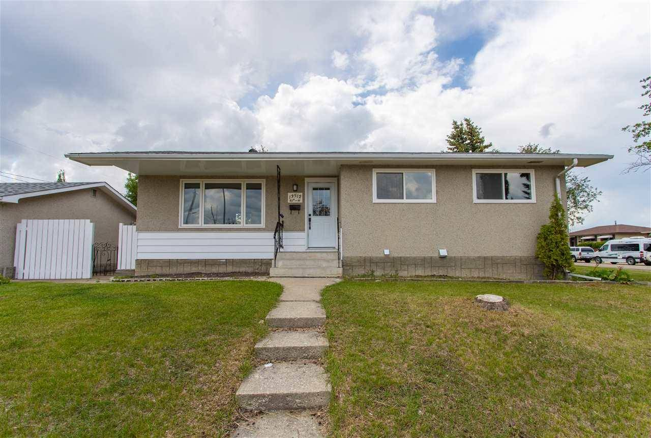 House for sale at 13512 80a St Nw Edmonton Alberta - MLS: E4170420