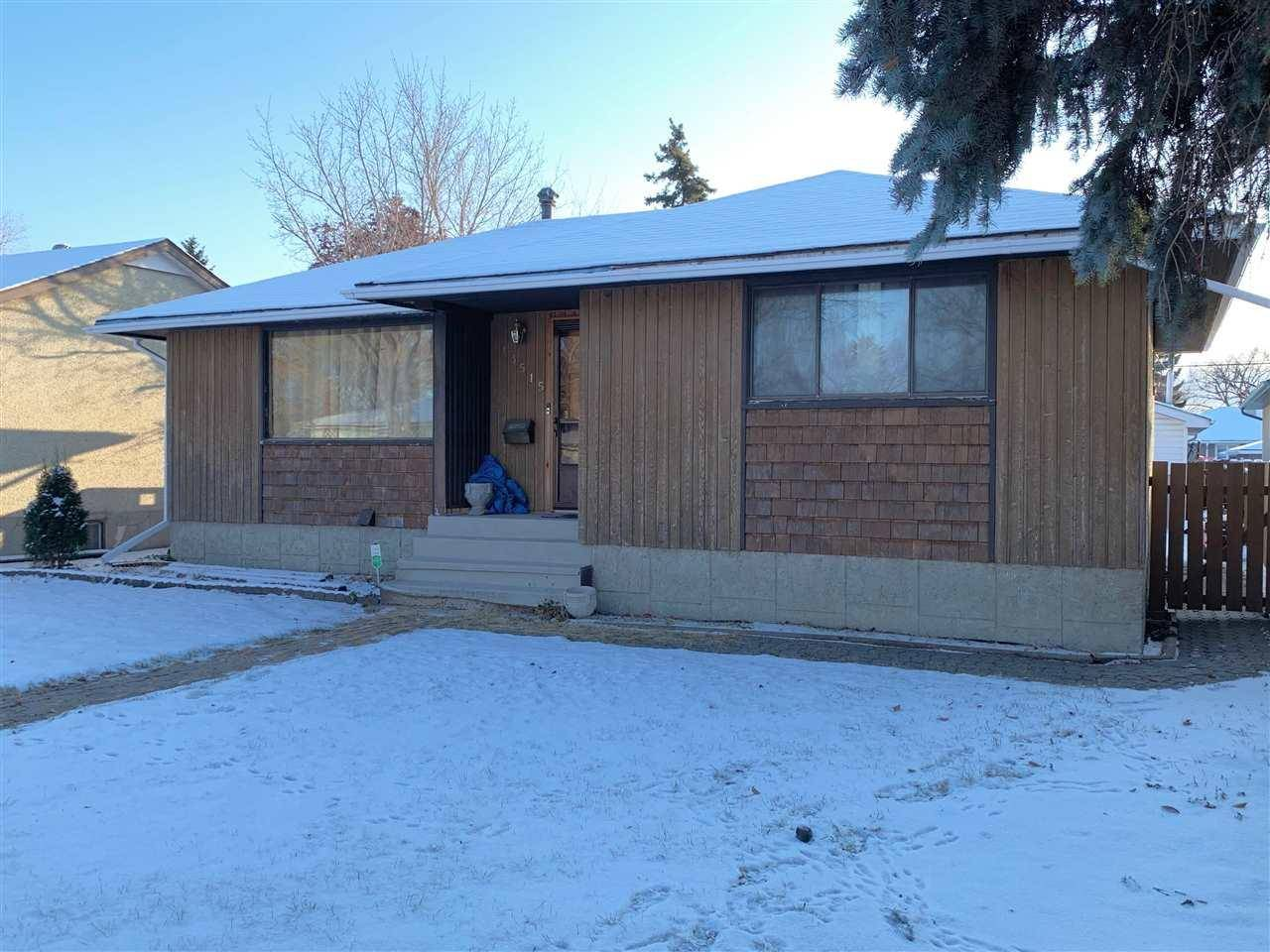 House for sale at 13515 124 Ave Nw Edmonton Alberta - MLS: E4181069