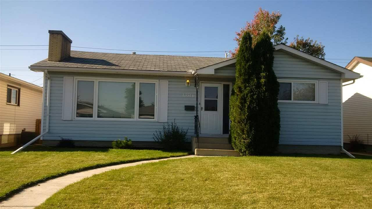 House for sale at 13516 104a St Nw Edmonton Alberta - MLS: E4176164