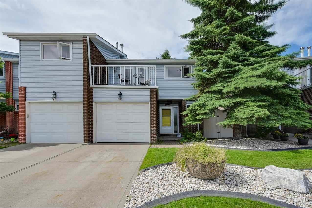 Townhouse for sale at 13518 38 St NW Edmonton Alberta - MLS: E4206439