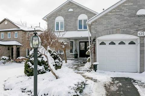 House for sale at 1352 Eddie Shain Dr Oakville Ontario - MLS: W4704579