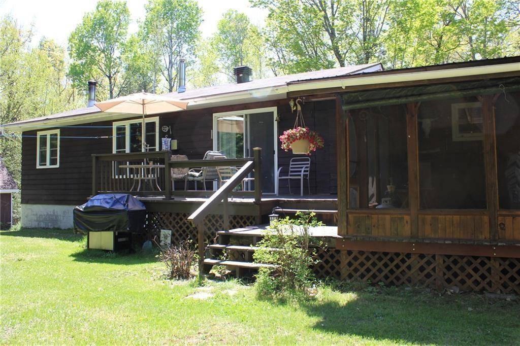 House for sale at 1352 Yandreski Rd Barry's Bay Ontario - MLS: 1165098