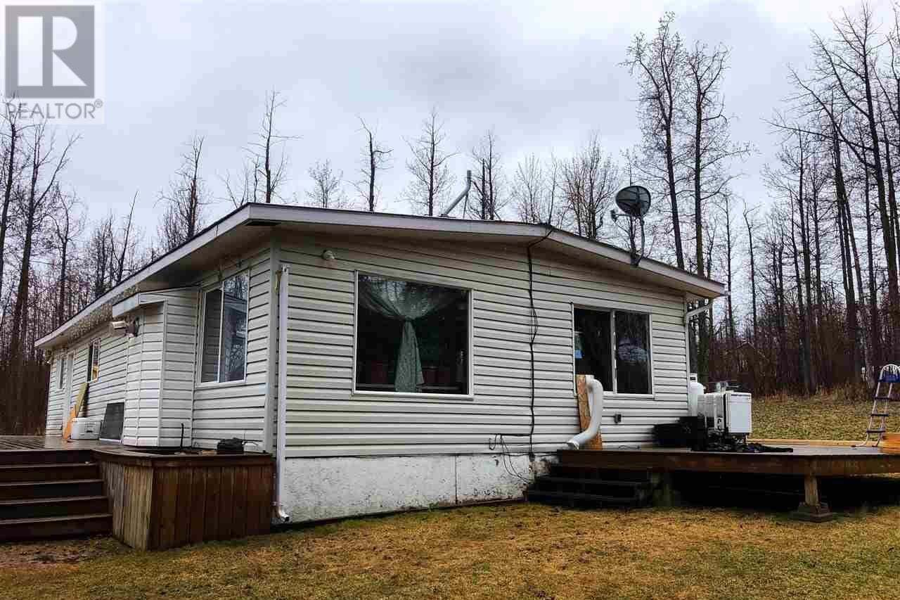 Residential property for sale at 13522 281 Rd Charlie Lake British Columbia - MLS: R2455922