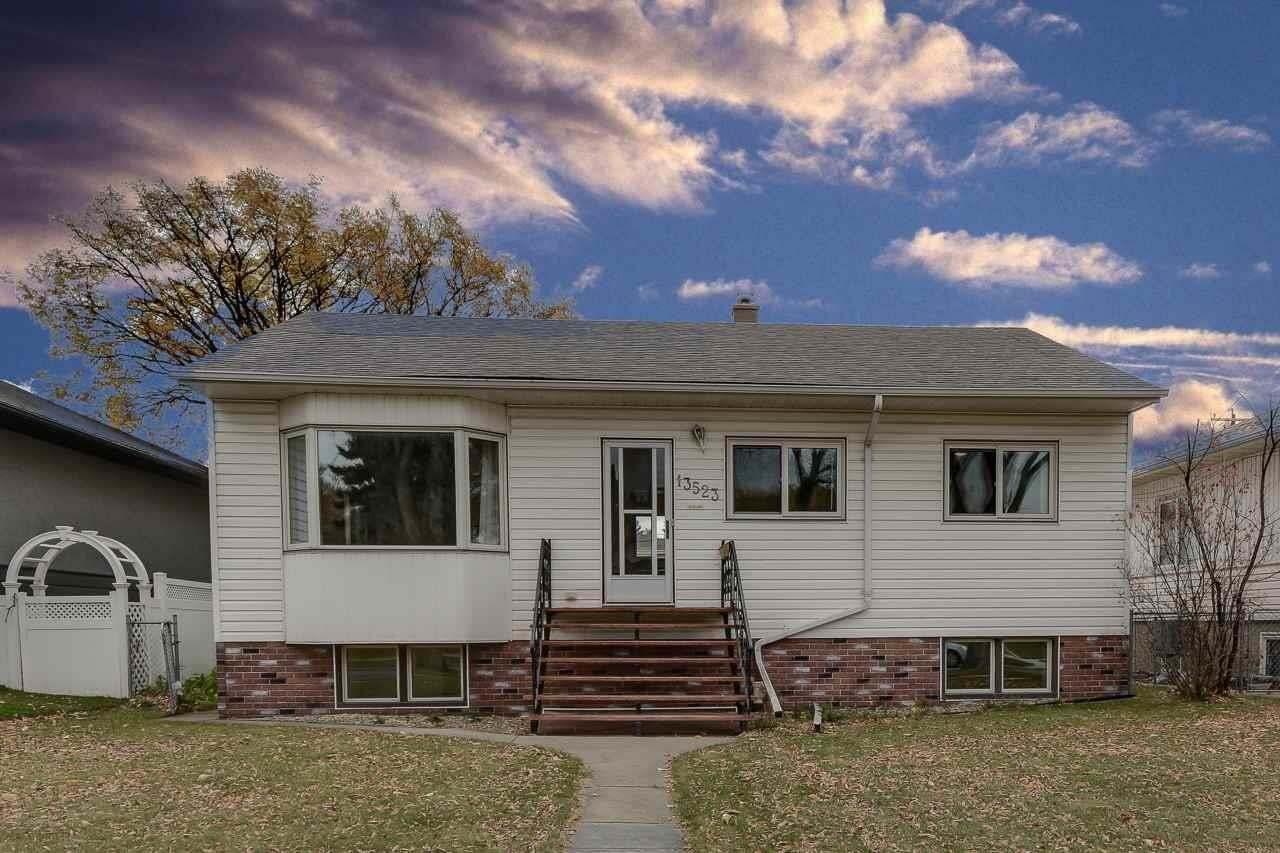 House for sale at 13523 116b Av NW Edmonton Alberta - MLS: E4218198