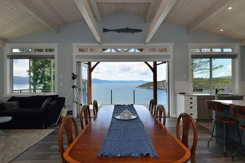 House for sale at 13527 Allen Cres Garden Bay British Columbia - MLS: R2444501