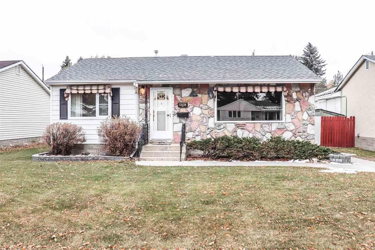 House for sale at 13528 124 Av NW Edmonton Alberta - MLS: E4219075