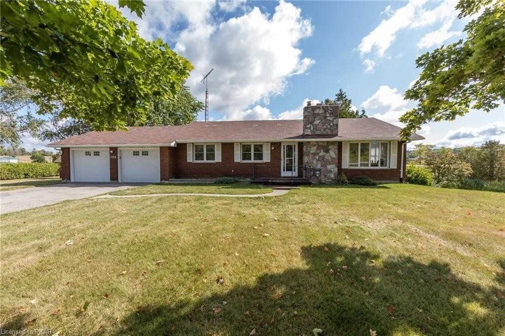 For Sale: 1353 County Road 10, Cavan Monaghan, ON | 3 Bed, 2 Bath House for $449000.00. See 20 photos!