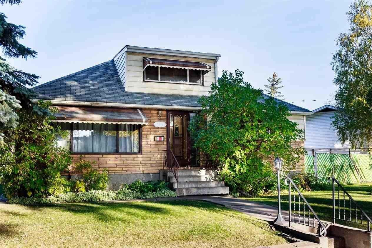 House for sale at 13536 117 Av NW Edmonton Alberta - MLS: E4216950