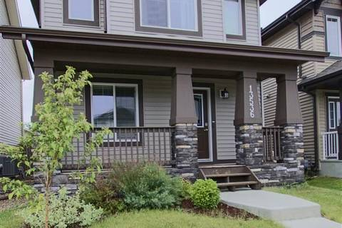 House for sale at 13536 164 Ave Nw Edmonton Alberta - MLS: E4160521