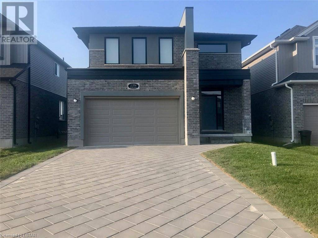 House for sale at 1354 Red Pine Crossing London Ontario - MLS: 240048