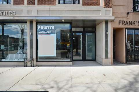 Commercial property for lease at 1354 St Clair Ave Toronto Ontario - MLS: W4783470