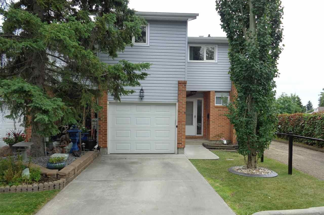 Townhouse for sale at 13544 38 St NW Edmonton Alberta - MLS: E4211175
