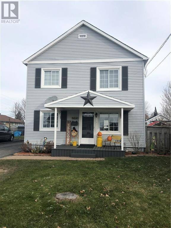 House for sale at 1355 Notre Dame St Cornwall Ontario - MLS: 1188180