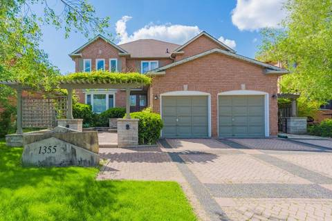 House for sale at 1355 Pilgrims Wy Oakville Ontario - MLS: W4482565