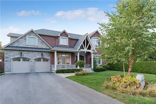 For Sale: 1355 Thornhill Drive, Oakville, ON | 4 Bed, 5 Bath House for $2,775,000. See 20 photos!