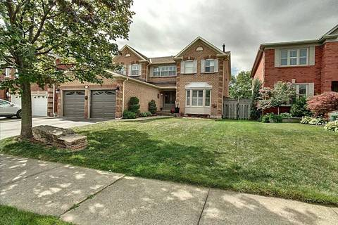 House for sale at 1355 Wheelwright Rd Oakville Ontario - MLS: W4633891