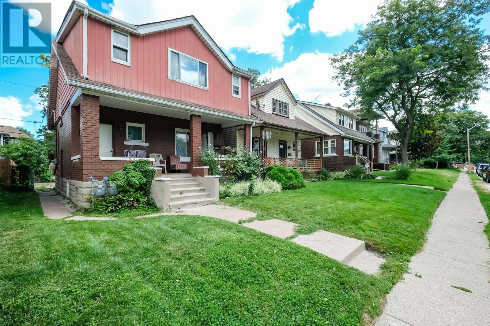 Townhouse for sale at 1356 Dougall Ave Windsor Ontario - MLS: 20012622