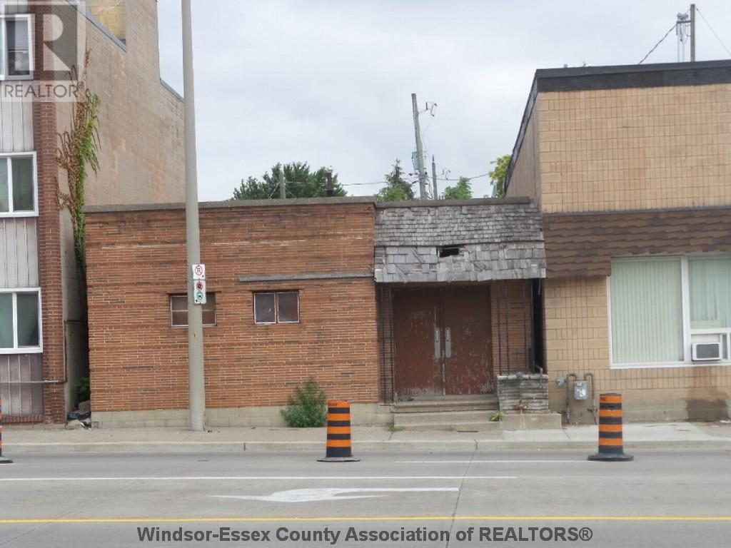 For Sale: 1356 Tecumseh W, Windsor, ON Property for $89,900. See 2 photos!