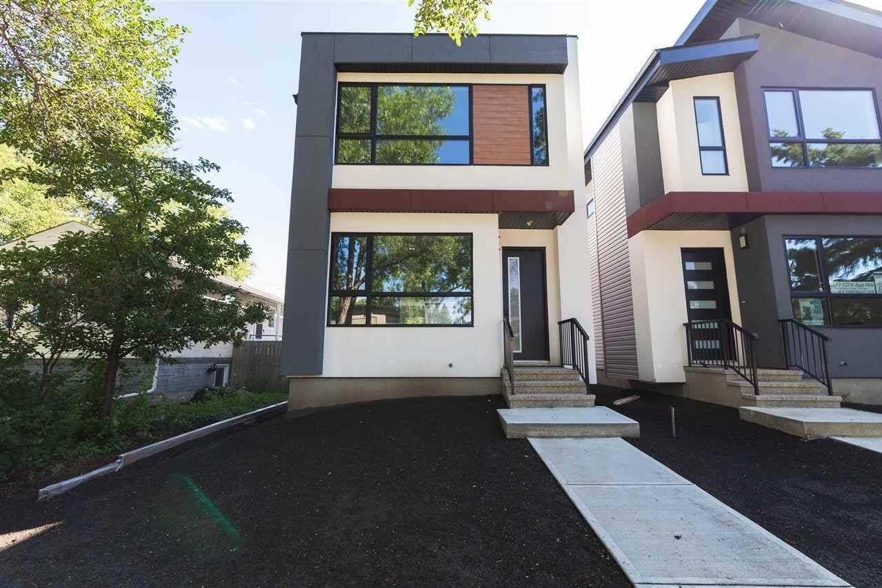 House for sale at 13575 107a Av NW Edmonton Alberta - MLS: E4210830