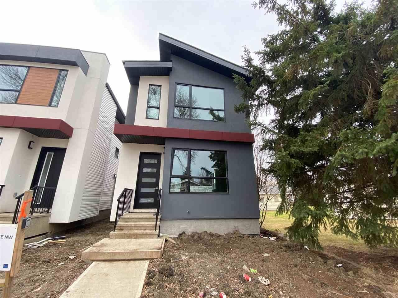 House for sale at 13577 107a Ave Nw Edmonton Alberta - MLS: E4193892