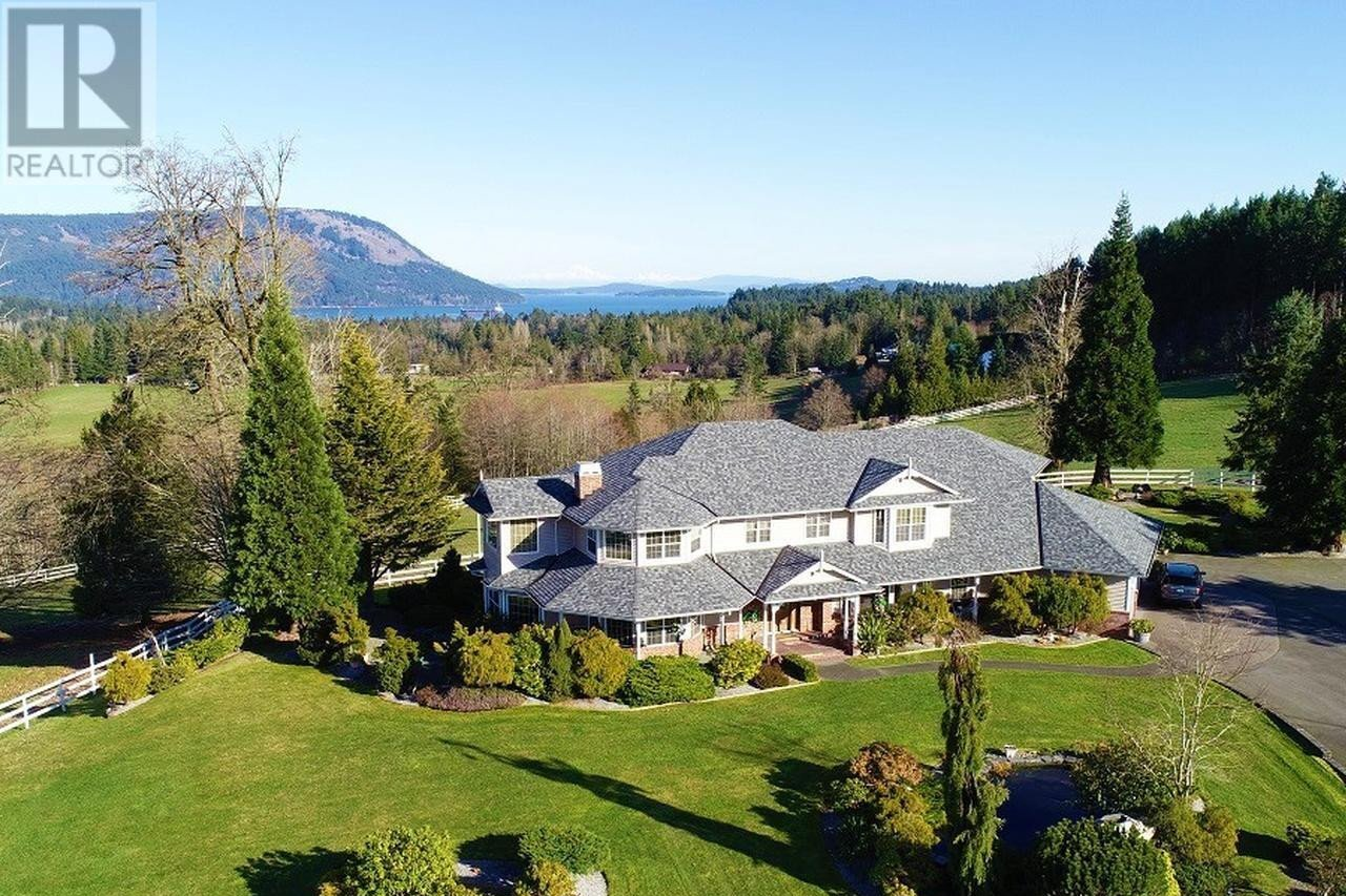House for sale at 1358 Freeman Rd Cobble Hill British Columbia - MLS: 835602