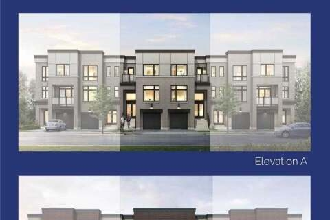 Townhouse for sale at 1358 Gull Crossing  Pickering Ontario - MLS: E4794309