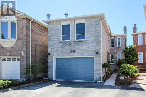 House for sale at 1358 Hazel Mccleary Dr Oakville Ontario - MLS: 30736732