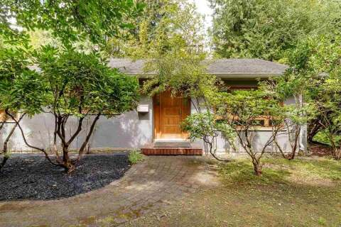 House for sale at 1358 Ridgewood Dr North Vancouver British Columbia - MLS: R2485451