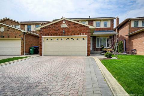 House for sale at 1358 Sweetbirch Ct Mississauga Ontario - MLS: W4449607