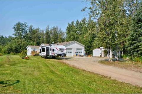 Home for sale at 13586 281 Rd Charlie Lake British Columbia - MLS: R2376162