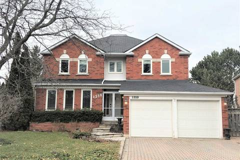 House for rent at 1359 Saddler Circ Oakville Ontario - MLS: W4670086